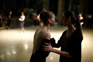 With Principal dancer, Carla Korbes, photo by Patrick Fraser