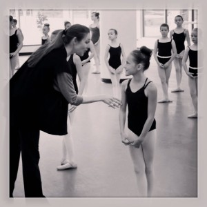 Teaching at Ballet in Cleveland, Cleveland, OH