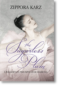 Zippora Karz - The Sugarless Plum Book Cover